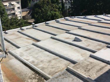 Réfection de toiture terrasse, couverture Archives   Isome